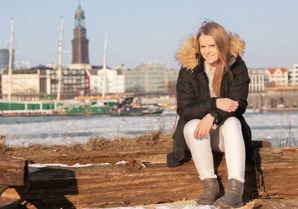 Erfolgsgeschichte von Carina Lange