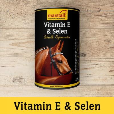 Vitamin E & Selen