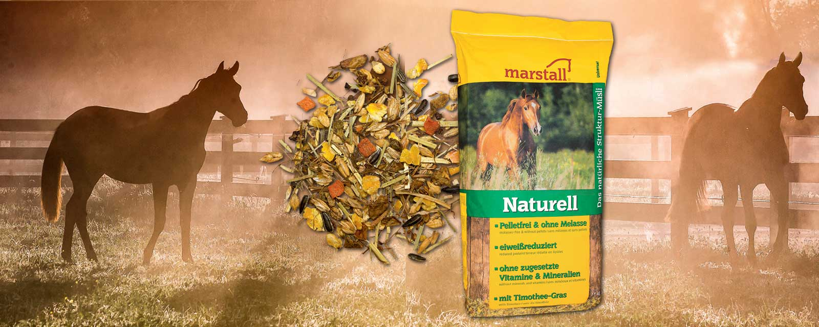 marstall Universal-Linie Naturell